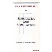 Simulacra and Simulation by Jean Baudrillard, 9780472065219