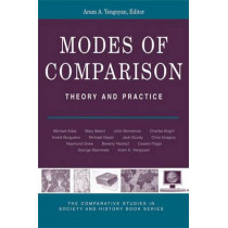 Modes of Comparison: Theory and Practice by Aram A. Yengoyan, 9780472069187
