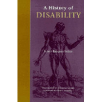 A History of Disability by Henri-Jacques Stiker, 9780472086269