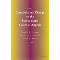 Continuity and Change on the United States Courts of Appeals by Donald R. Songer, 9780472111589