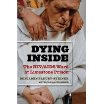 Dying Inside: The HIV/AIDS Ward at Limestone Prison by Benjamin Fleury-Steiner, 9780472114290