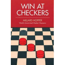 Win at Checkers by Millard Hopper, 9780486203638