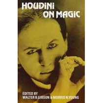 On Magic by Harry Houdini, 9780486203843