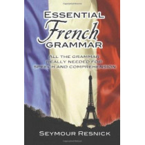 Essential French Grammar by Seymour Resnick, 9780486204192