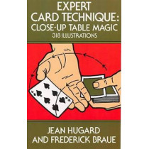 Expert Card Technique by Jean Hugard, 9780486217550