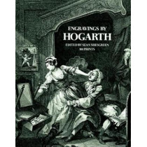Engravings by William Hogarth, 9780486224794