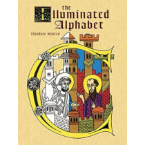 The Illuminated Alphabet by Theodore Menten, 9780486227450