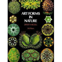 Art Forms in Nature by Ernst Haeckel, 9780486229874
