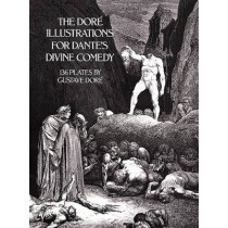 "Dore's Illustrations for Dante's ""Divine Comedy"" by Gustave Dore, 9780486232317"