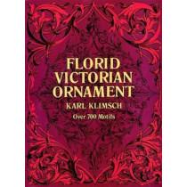 Florid Victorian Ornament by Karl Klimsch, 9780486234908