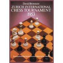 International Chess Tournament 1953: Zurich by D.I. Bronshtein, 9780486238005