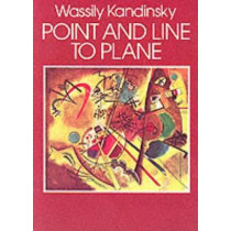 Point and Line to Plane by Wassily Kandinsky, 9780486238081