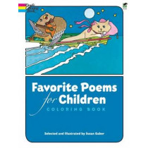 Favourite Poems for Children by Susan Gaber, 9780486239231