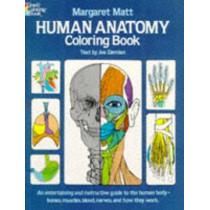 Human Anatomy by Margaret Matt, 9780486241388