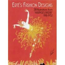 Erte's Fashion Designs by Erte, 9780486242033