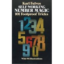 Self-working Number Magic by Karl Fulves, 9780486243917