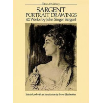 Portrait Drawings by John Singer Sargent, 9780486245249