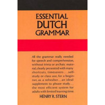 Essential Dutch Grammar by Henry R. Stern, 9780486246758