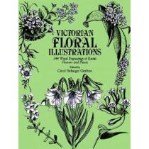 Victorian Floral Illustrations by Carol Belanger Grafton, 9780486248226