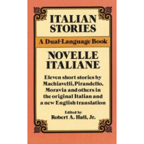 Italian Stories by Robert Hall, 9780486261805