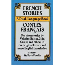 French Stories by Wallace Fowlie, 9780486264431