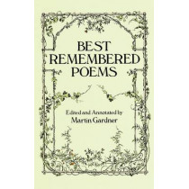 Best Remembered Poems by Martin Gardner, 9780486271651