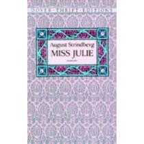 Miss Julie by August Strindberg, 9780486272818
