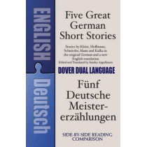 Five Great German Short Stories by Stanley Appelbaum, 9780486276199