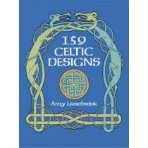 159 Celtic Designs by Amy L. Lusebrink, 9780486276885