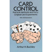 Card Control by Arthur H. Buckley, 9780486277578
