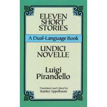 Eleven Short Stories by Luigi Pirandello, 9780486280912