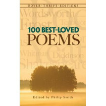 100 Best-Loved Poems by Philip Smith, 9780486285535