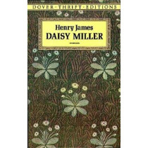 Daisy Miller by Henry James, 9780486287737