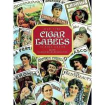 Old Time Cigar Labels by Carol Belanger Grafton, 9780486290522
