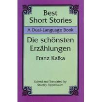 Best Short Stories: A Dual-Language Book by Franz Kafka, 9780486295619