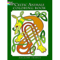 Celtic Animals Colouring Book by Mallory Pearce, 9780486297293