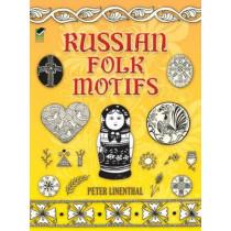 Russian Folk Motifs by Peter Linenthal, 9780486402758