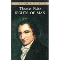 The Rights of Man by Thomas Paine, 9780486408934
