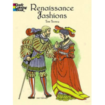 Renaissance Fashions by Tom Tierney, 9780486410388