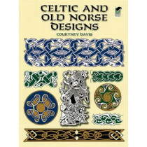 Celtic and Old Norse Designs by Courtney Davis, 9780486412290