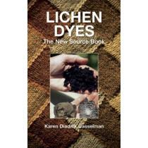 Lichen Dyes: The New Source Book by Karen Diadick Casselman, 9780486412313