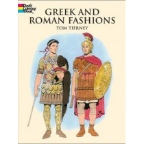 Greek and Roman Fashions by Tom Tierney, 9780486415475