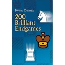 200 Brilliant Endgames by Irving Chernev, 9780486432113