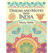 Designs and Motifs from India by Marty Noble, 9780486434032