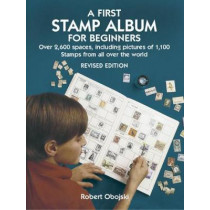 A First Stamp Album for Beginners by Robert Obojski, 9780486441139