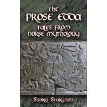 The Prose Edda: Tales from Norse Mythology by Snorri Sturluson, 9780486451510