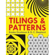 Tilings and Patterns by Branko Grunbaum, 9780486469812