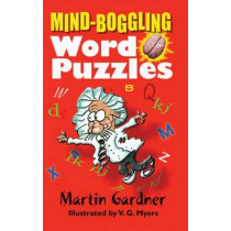 Mind-Boggling Word Puzzles by Martin Gardner, 9780486474960