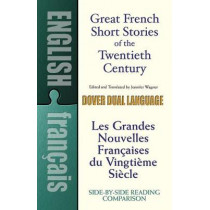 Great French Short Stories by Stanley Appelbaum, 9780486476230