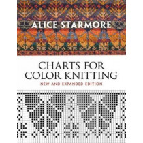 Charts for Color Knitting by Alice Starmore, 9780486484631